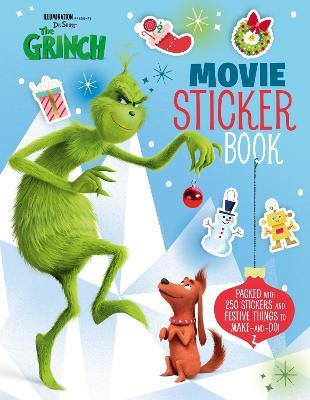 The Grinch: Movie Sticker Book: Movie tie-in by