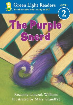 Purple Snerd by Rozanne Lanczak Williams
