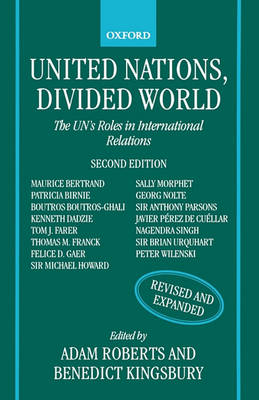 United Nations, Divided World book