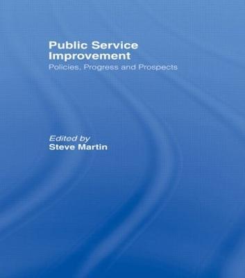 Public Service Improvement by Martin Steve