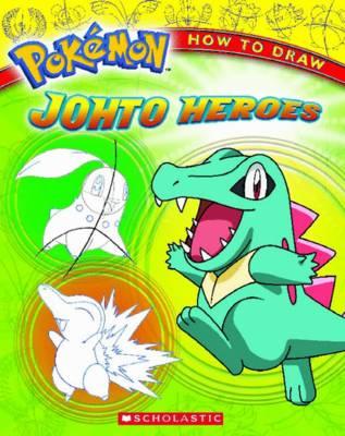 How to Draw Johto Heroes by Ron Zalme