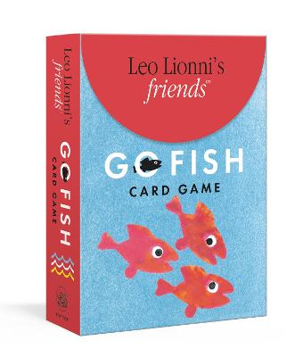 Leo Lionni's Friends Go Fish Card Game: Card Games Include Go Fish, Concentration, and Snap by Leo Lionni