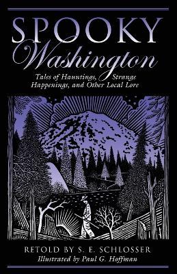 Spooky Washington book