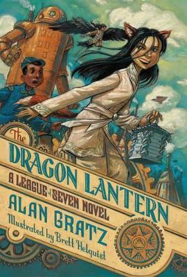 Dragon Lantern book