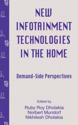 New Infotainment Technologies in the Home by Nikhilesh Dholakia