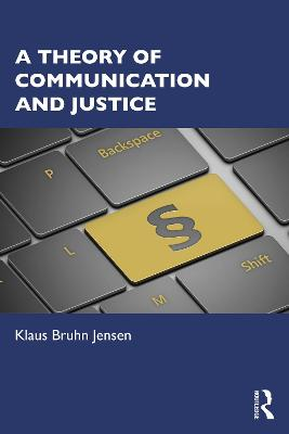 Theory of Communication and Justice book