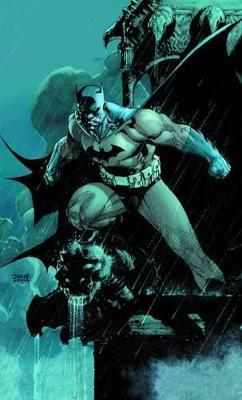 Absolute Batman Hush HC by Jeph Loeb