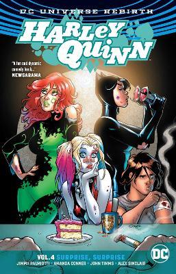 Harley Quinn Vol. 4 (Rebirth) by Jimmy Palmiotti