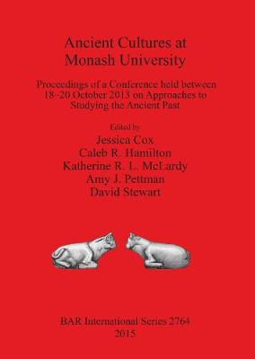 Ancient Cultures at Monash University by Jessica Cox
