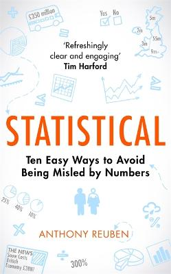 Statistical: Ten Easy Ways to Avoid Being Misled By Numbers book