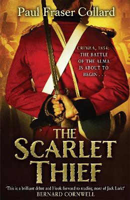 Scarlet Thief book