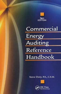 Commercial Energy Auditing Reference Handbook by Steve Doty