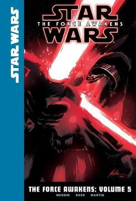 Force Awakens: Volume 5 book