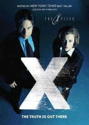 X-Files The Truth Is Out There book