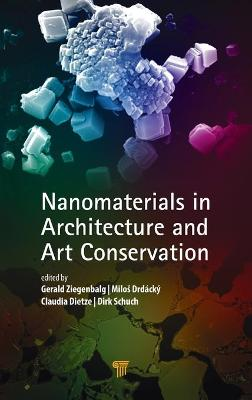 Nanomaterials in Architecture and Art Conservation book