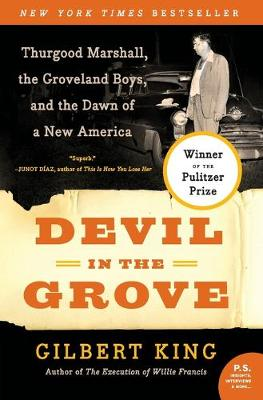Devil in the Grove book