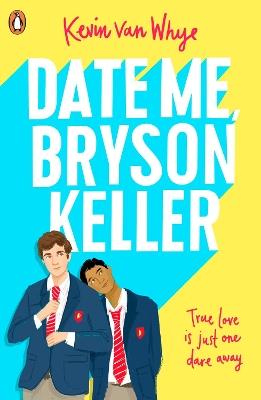 Date Me, Bryson Keller: TikTok made me buy it! book