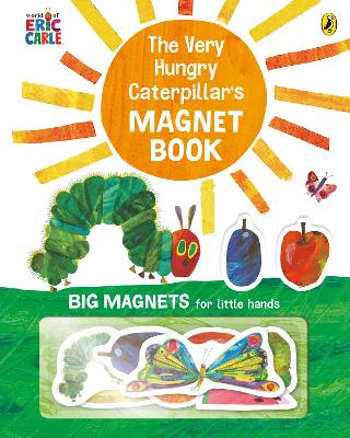 The Very Hungry Caterpillar's Magnet Book book