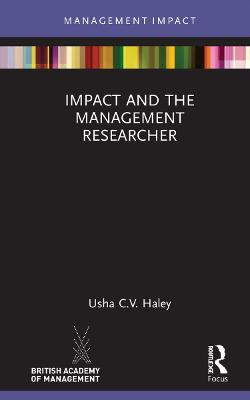 Impact and the Management Researcher book