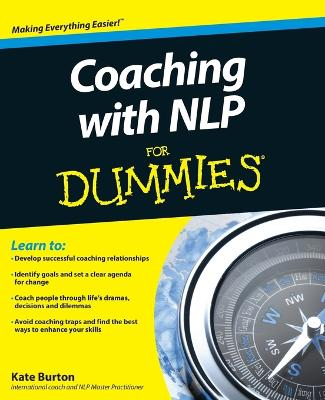 Coaching With NLP For Dummies book