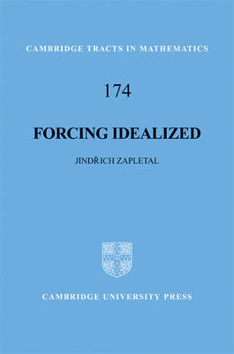 Forcing Idealized by Jindrich Zapletal