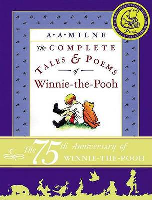Complete Tales and Poems of Winnie-The-Pooh/Wtp book