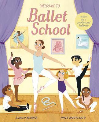 Welcome to Ballet School book