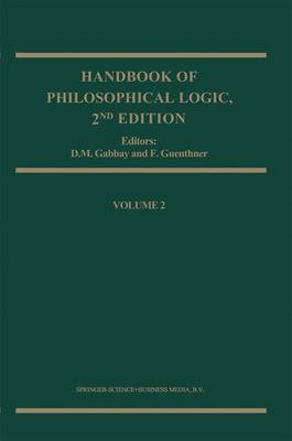 Handbook of Philosophical Logic by Dov M. Gabbay