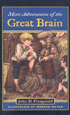 More Adventures of the Great Brain by D. Fitzgerald