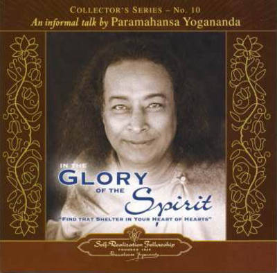 In the Glory of the Spirit book