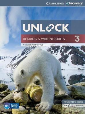 Unlock Level 3 Reading and Writing Skills Student's Book and Online Workbook book