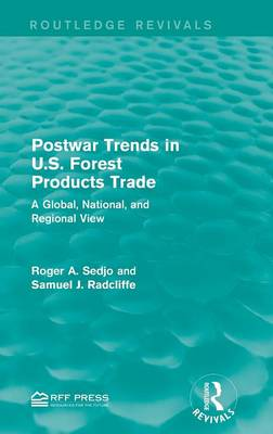 Postwar Trends in U.S. Forest Products Trade book