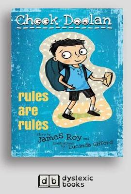 Rules are Rules: Chook Doolan (Book 1) by James Roy