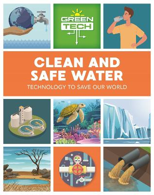 Clean and Safe Water by Katie Dicker