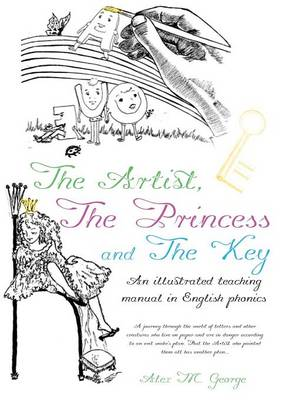 Artist, the Princess and the Key book