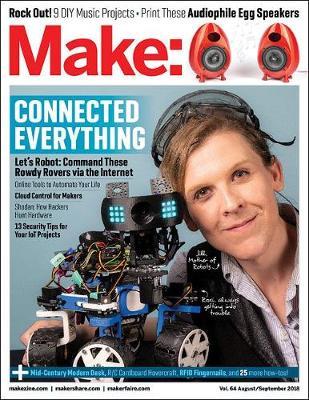 Make - Volume 64 by Mike Senese