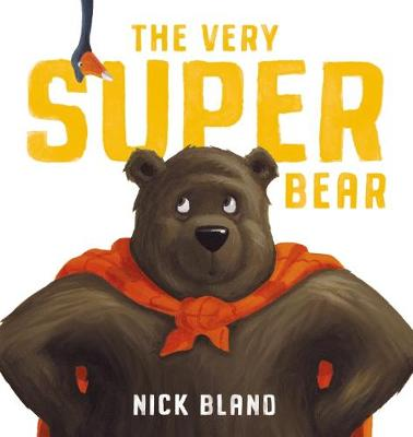 The Very Super Bear book