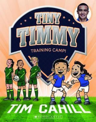 Tinny Timmy: #12 Training Camp book