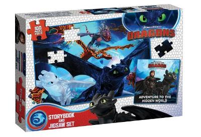Httyd Book and Puzzle book