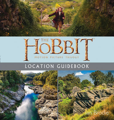 Hobbit Trilogy Location Guidebook book