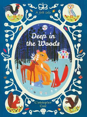 Deep in the Woods book