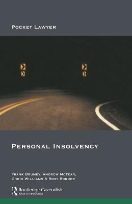 Personal Insolvency book