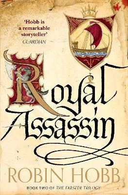 Royal Assassin book
