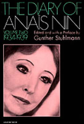 The Diary of Anais Nin 1934-1939 by Anais Nin