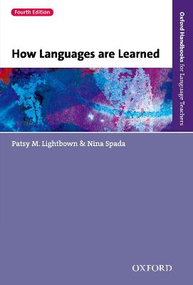 How Languages are Learned book