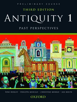 Antiquity 1 by Toni Hurley