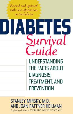 Diabetes Survival Guide by Stanley Mirsky