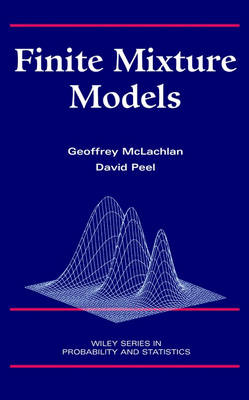 Finite Mixture Models by Geoffrey J. McLachlan