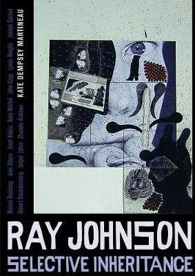 Ray Johnson book