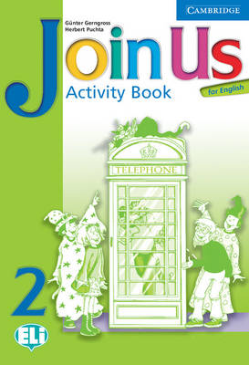 Join Us for English 2 Activity Book book